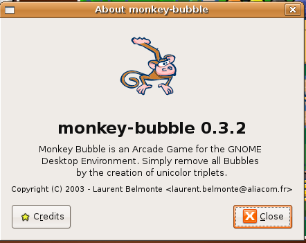 Monkey-Bubble