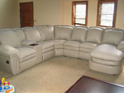 New Sectional Sofa